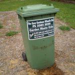 garden bin - small